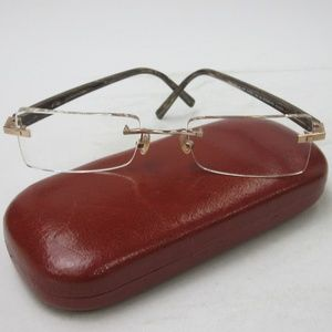 Flair 743 430 Titan Eyeglasses Germany/OLN331